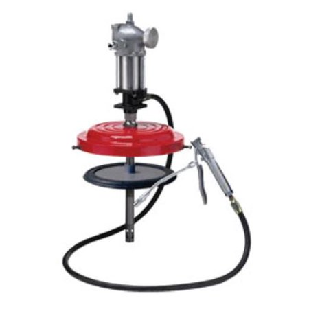Atd Tools ATD-5289 Air Operated High Pressure Grease Pump For 25 To 50 Lbs. Drums Air Operated Drum Pump