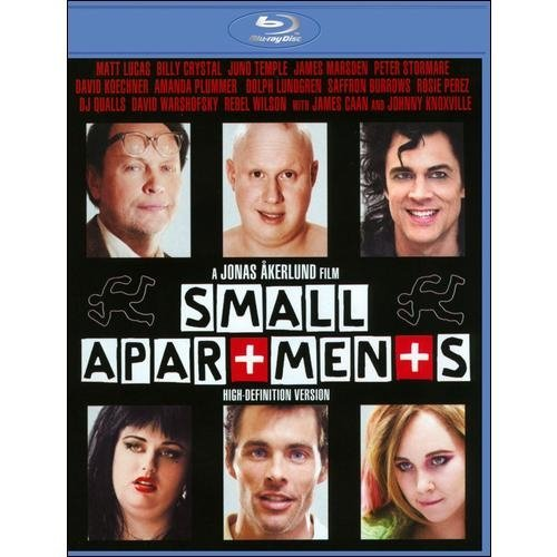 Small Apartments (Blu-ray) (Widescreen)