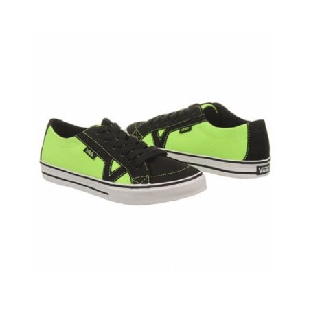 Womens Tory Neon Canvas Skate Sneakers