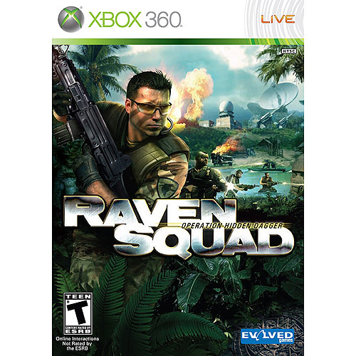 Raven Squad (Xbox 360) - Pre-Owned