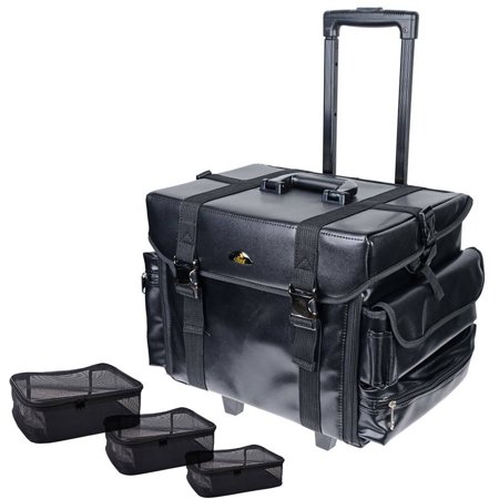 SHANY Makeup Artists Soft Rolling Trolley