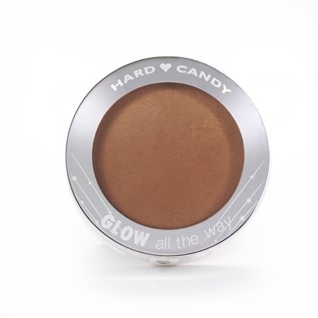 Hard Candy Glow All the Way Baked Bronzer, Heat Wave