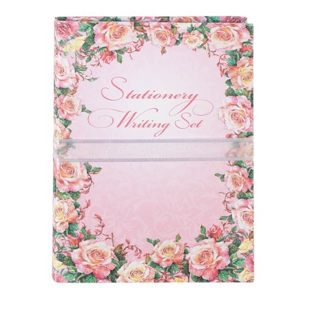 Carol Wilson Stationery Writing Set Roses