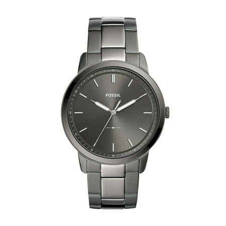 Fossil Men's The Minimalist Three-Hand Stainless Steel Watch (Style: FS5459) (Bracelet Fossil For Man)