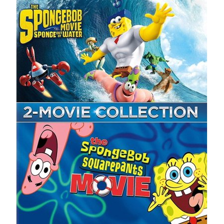 The Spongebob Squarepants Movie/The SpongeBob Movie: Sponge Out ofWater (Spongebob Squarepants The Sponge Out Of Water)