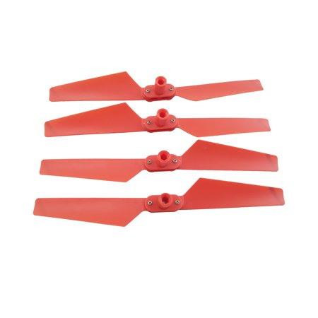 4pcs/set Drone Blade Main Propeller Replacement Spare Parts for Syma X5/X5C/X5SC/X5SCW/M68 Accessories - image 2 of 7