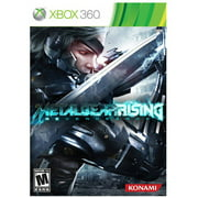 Metal Gear Rising Revengeance (Xbox 360) - Pre-Owned