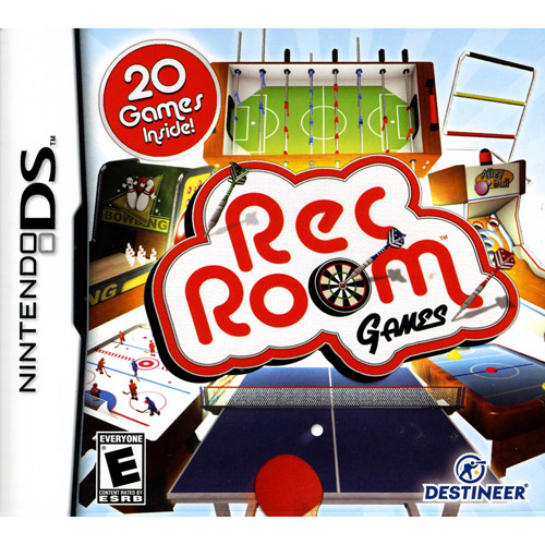 Rec Room Games (DS)