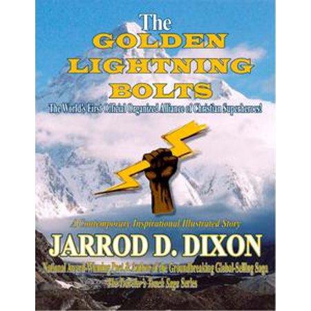 The Golden Lightning Bolts - - Lightning Bolt Makeup