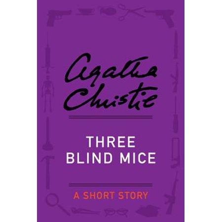 Three Blind Mice - eBook - Halloween Wars Three Blind Mice