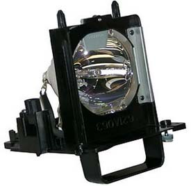 Replacement for MITSUBISHI WD73642 LAMP and HOUSING
