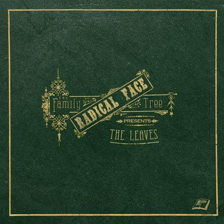Radical Face - Family Tree: The Leaves - Vinyl Yardbirds Family Tree