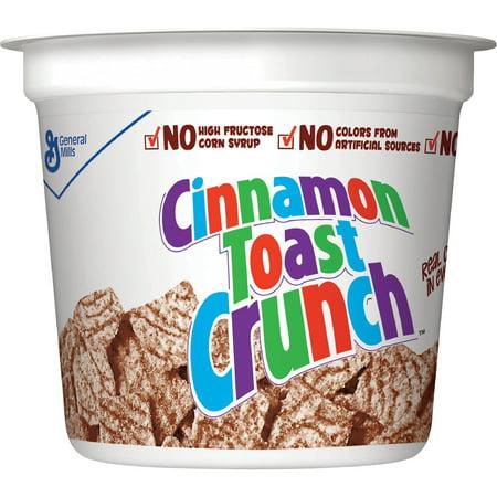 Advantus, AVTSN13897, Cinnamon Toast Crunch Cereal Cups, 6 / Pack