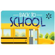 Yellow Bus Walmart eGift Card