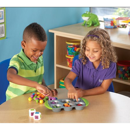 Best Learning Resources Mini Muffin Match Up, Fine Motor Game deal