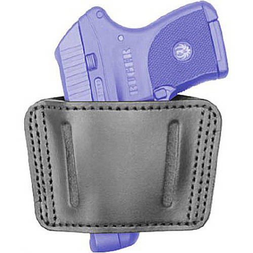 BLACKHAWK! Sportster Leather Belt Slide Holster - Ambidextrous