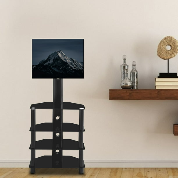 Clearance Corner Tv Stand 4 Tier
