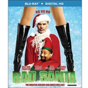 Bad Santa (Unrated   Director's Cut) (Blu-ray + Digital HD) (With INSTAWATCH) (Widescreen) by