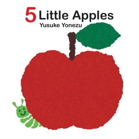 5 Little Apples (Board Book)