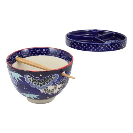 Ebros Japanese Dining Tempura Udon Noodles And Tentsuyu Dipping Sauce Large 6