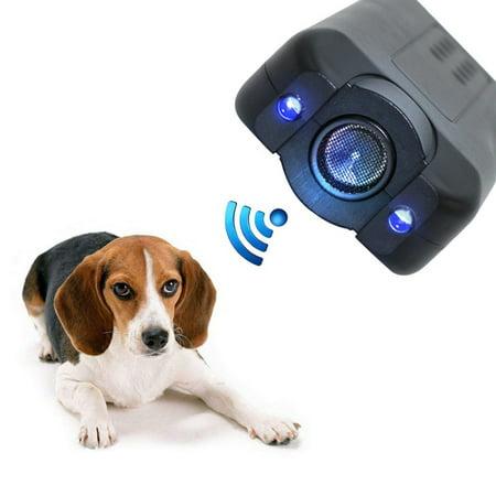Handheld LED Dog Repellent Ultrasonic Dog Deterrent Barking Stopper - Ultrasonic Dog Deterrent