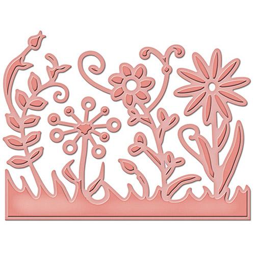 Spellbinders Shapeabilities Die D-Lites, Flower Burst