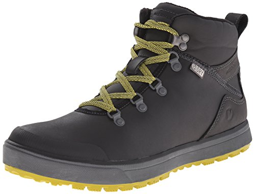 Merrell Men's Turku Trek Waterproof Boot, Black, 9.5 M US by