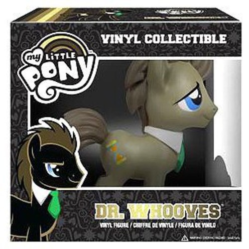 FUNKO VINYL COLLECTIBLE: MY LITTLE PONY - DR. WHOOVES