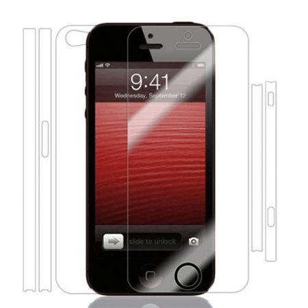 Aduro Iphone 4 4S Screen Protector With Cleaning Cloth