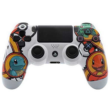 Ps4 PRO Rapid Fire Custom Modded Controller 40 Mods for All Major Shooter Games, Quick Scope Sniper Breath & More (Pokemon