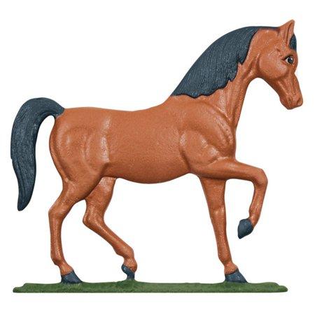 Whitehall Mailbox Ornament - Horse