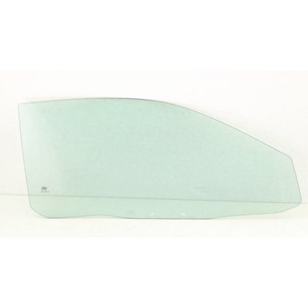 For 1997-2002 Mitsubishi Mirage Coupe Passanger/Right Side Front Door Window Replacement Glass