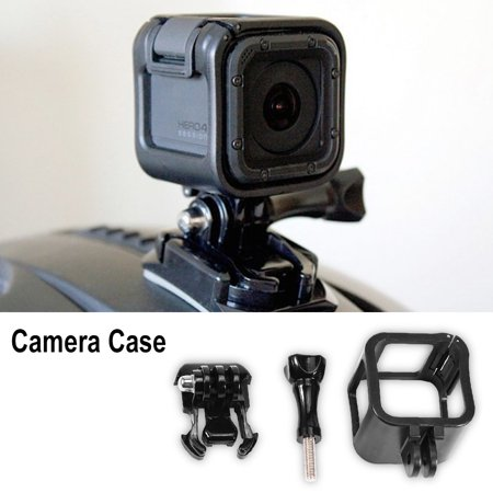 Tbest Camera Protective Housing Frame Case Cage with Flexible Mount for Gopro Hero 4/5 Session, Frame Case Mount for Gopro,Frame Case for Gopro