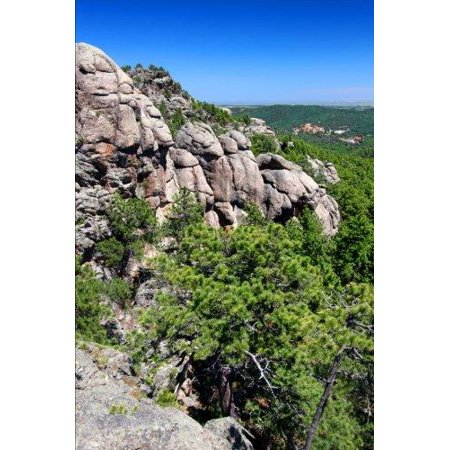 Black Hills of South Dakota Journal: 150 Page Lined Notebook/Diary