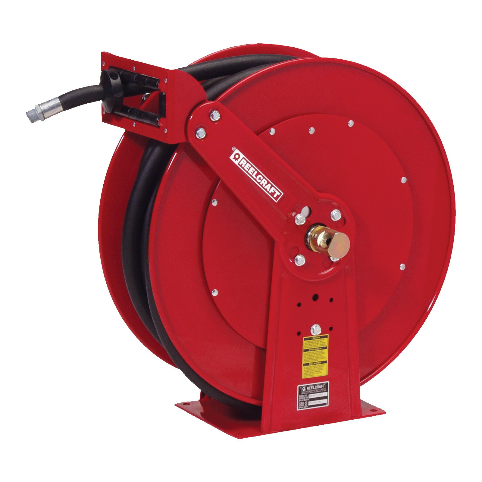 Reelcraft Fuel 1 in. Hose Reel 50 ft. by Reelcraft Industries