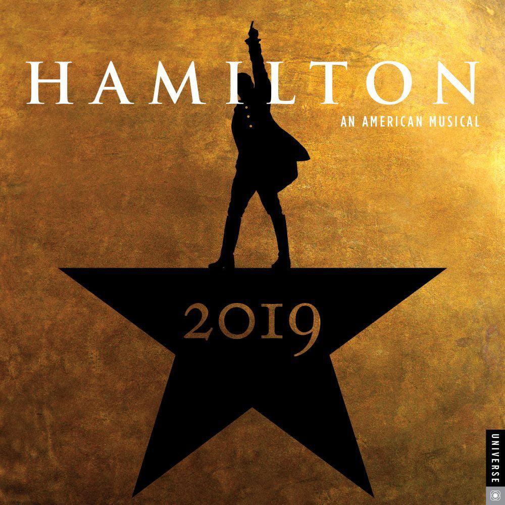 Hamilton 2019 Wall Calendar: An American Musical (Other)