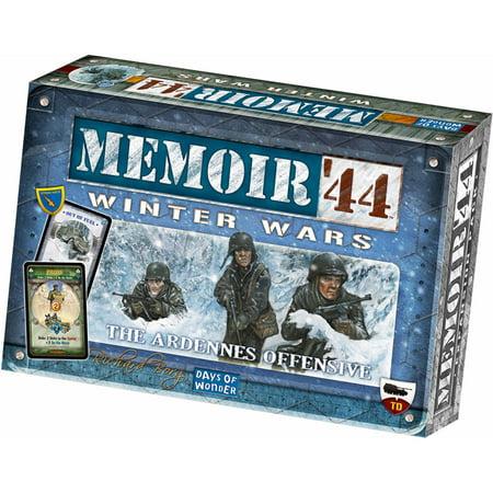 Days of Wonder Memoir '44 Board Game: Winter Wars Expansion