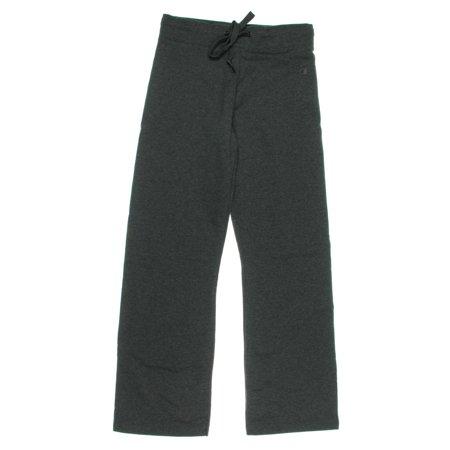 6160c0366944 Champion - 8274 Eco Fleece Women Open Bottom Pants - Small