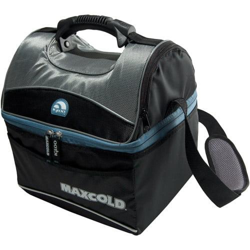 Igloo MaxCold Gripper 16-Qt Lunch Box, Black