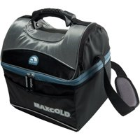 Igloo MaxCold Gripper 16-Qt Lunch Box (Black)