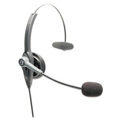 VXI202765 VR11 Warehouse Monaural Over-the-Head Headset by Vxi Corporation