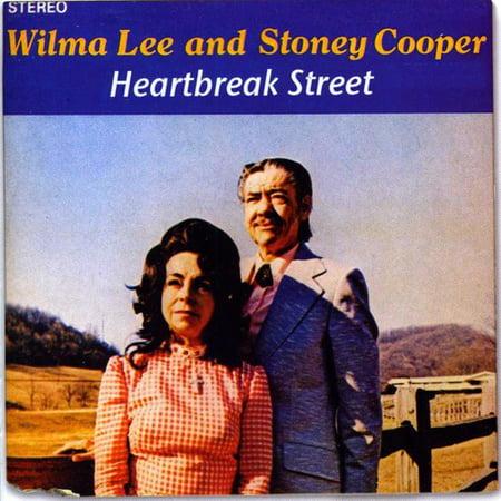 Wilma Lee & Stoney Cooper - Heartbreak Street [CD]