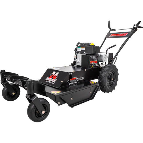 "Swisher 11.5 HP 24"" Walk-Behind Roughcut Mower with Casters"