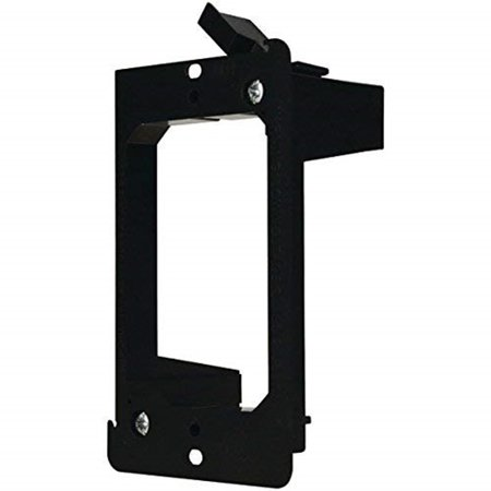 Gang Bracket (Datacomm Electronics 60 0021 s Single gang Low voltage Mounting Bracket )