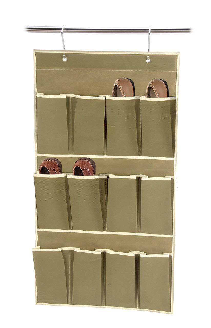 Baby Shoe Storage Closet