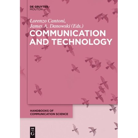 Communication and Technology - eBook