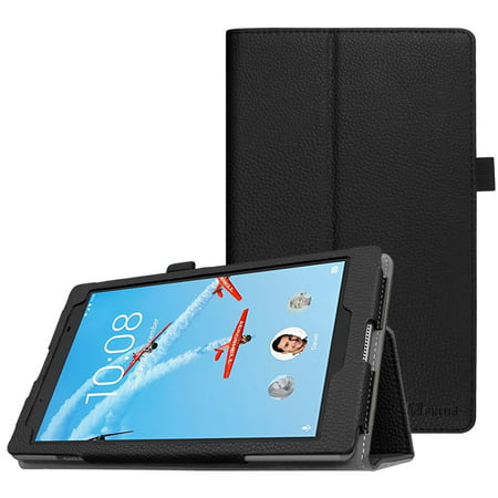 best service 41438 2239f Fintie Folio Case for Lenovo Tab 4 10 / Lenovo Tab 4 Plus 10 / AT&T Lenovo  Moto Tab 10.1-Inch Tablet, Black