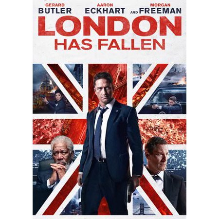 London Has Fallen (Vudu Digital Video on Demand) (London Flughafen-shops)