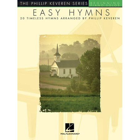 - Phillip Keveren: Easy Hymns: Arr. Phillip Keveren the Phillip Keveren Series Beg. Piano Solos (Other)