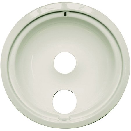 Range Kleen 1 Large Drip Bowl, Style B fits Plug-In Electric Ranges GE/